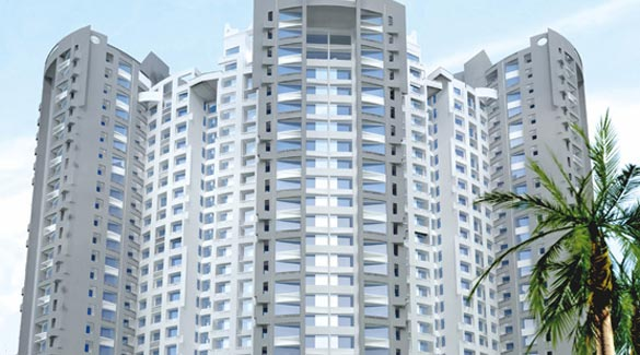 Blue Mountain, Mumbai - Luxurious Apartments