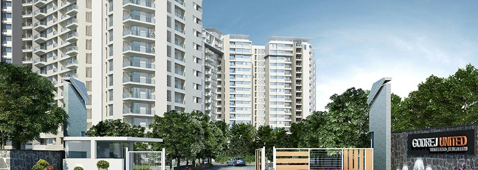 Godrej United, Bangalore - Residential Apartment