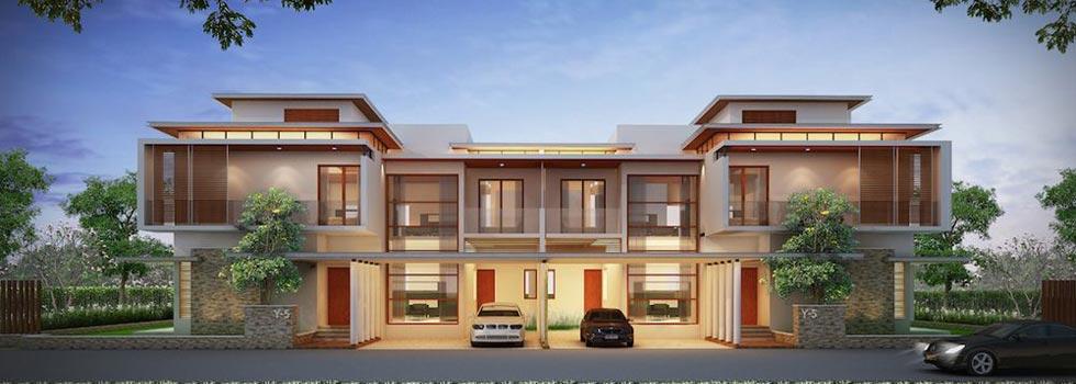 Mantri Signature Villas, Chennai - Residential Apartments