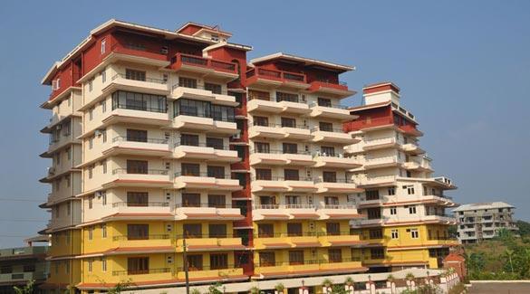Models Status, Goa - 2/3 BHK Apartment
