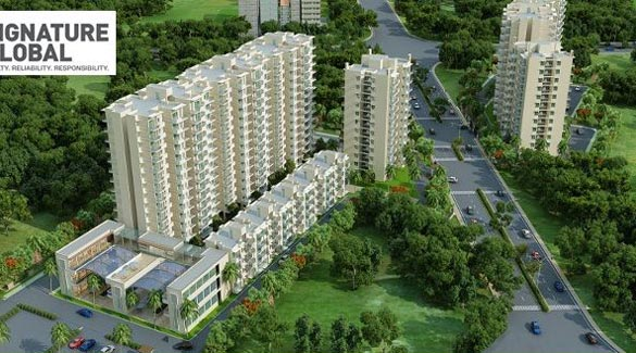 Signature Global Grand IVA, Gurgaon - Luxurious Apartments