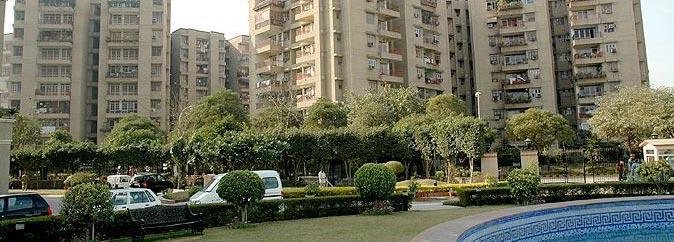 Mayfair Towers, Faridabad - 3 BHK Apartment
