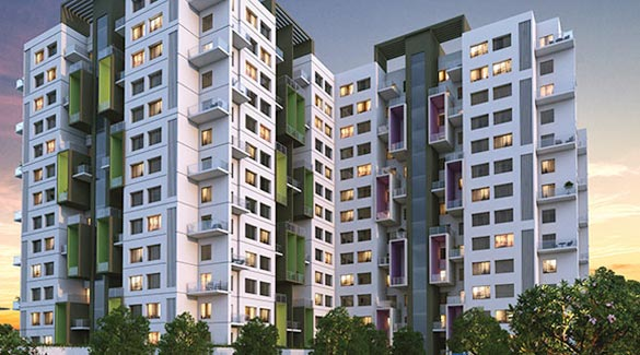 Tinsel Town, Pune - Luxurious Apartments