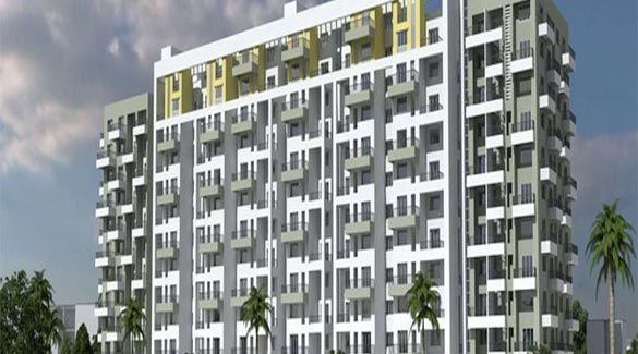 Pristine Pacific, Pune - 2 BHK Flat & Apartment