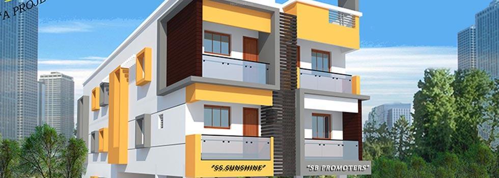 SS Sunshine, Chennai - Residential Apartments