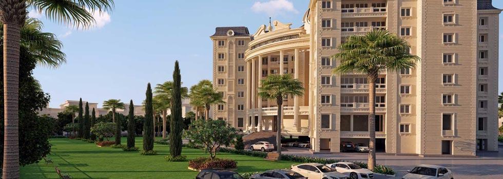 S.I.S Acropole, Tiruchirappalli - Luxurious Apartments