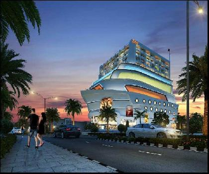 188 Sq.ft. Commercial Shop for Sale in Amar Shaheed Path, Lucknow