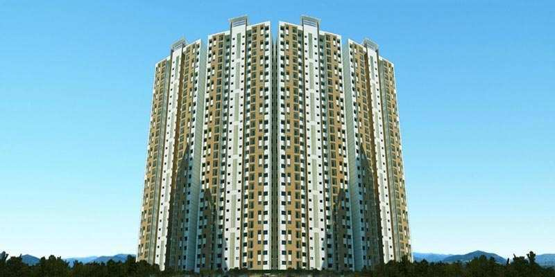 2 BHK Flats & Apartments for Sale in Thane West, Thane - 900 Sq. Feet