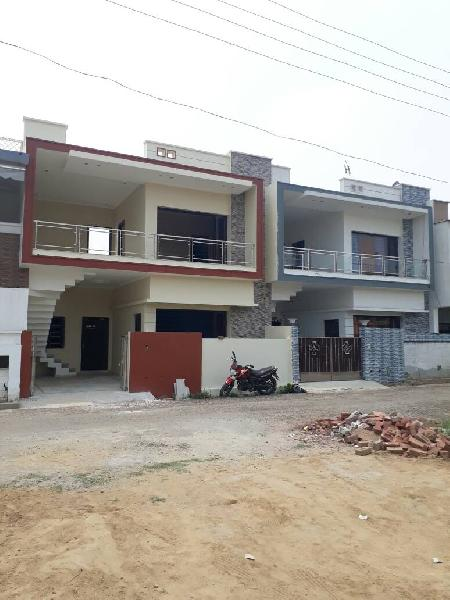3 BHK Individual House for Sale in Toor Enclave, Jalandhar - 1276 Sq. Feet