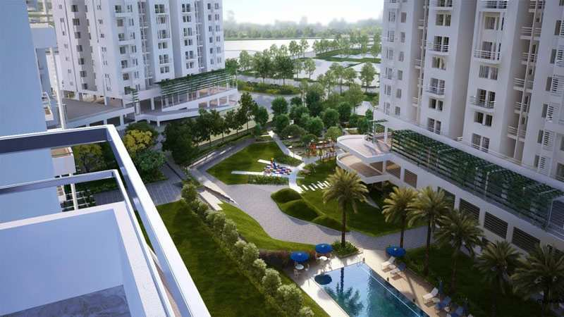 2 BHK Flats & Apartments for Sale in Ghodbunder Road, Thane - 721 Sq.ft.