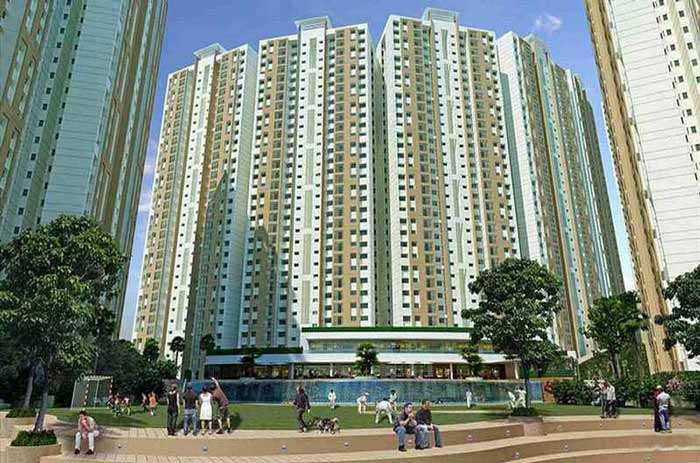 3 BHK Flats & Apartments for Sale in Ghodbunder Road, Thane - 848 Sq.ft.