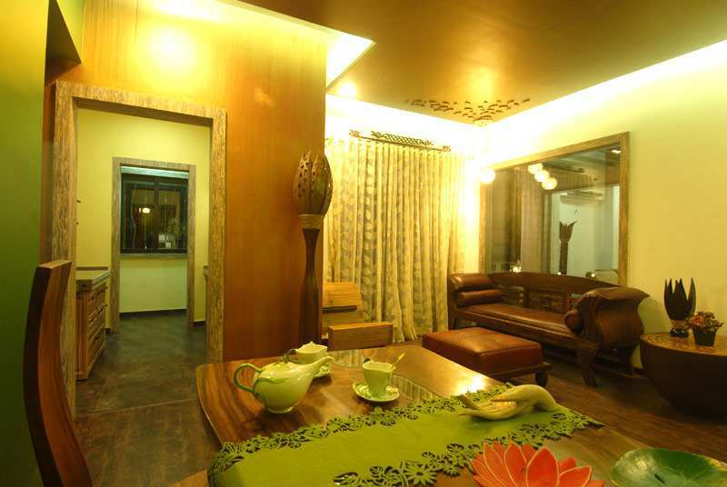 1 BHK Flats & Apartments for Sale in Ghodbunder Road, Thane - 418 Sq.ft.