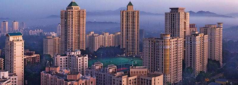 2 BHK Flats & Apartments for Sale in Ghodbunder Road, Thane - 673 Sq. Feet