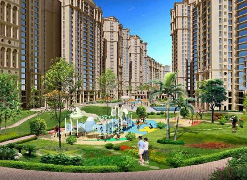 2 BHK Flats & Apartments for Sale in Thane - 727 Sq. Feet