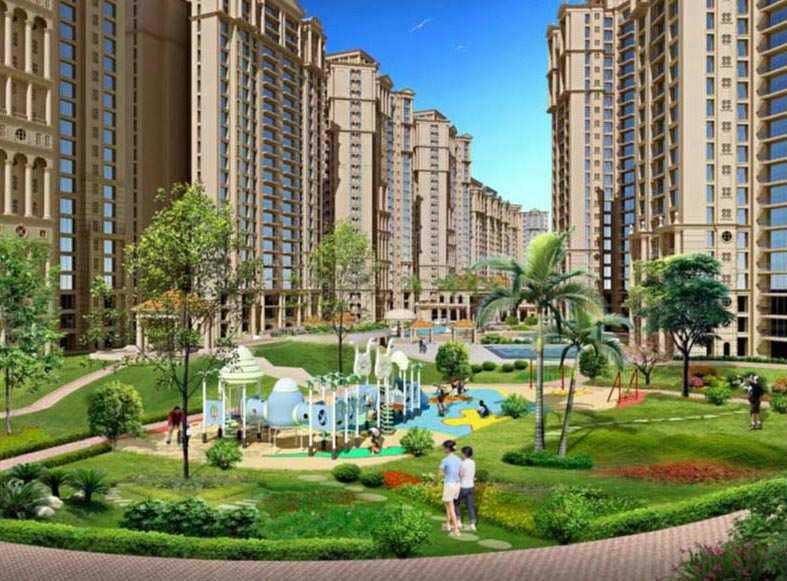 3 BHK Flats & Apartments for Sale in Thane - 1300 Sq.ft.