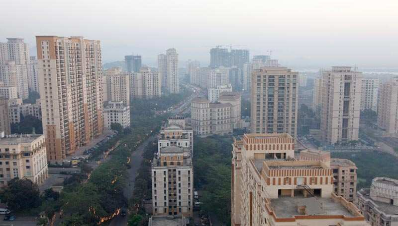 1 BHK Flats & Apartments for Sale in Thane - 421 Sq.ft.