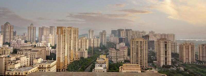 3 BHK Flats & Apartments for Sale in Thane - 1052 Sq.ft.