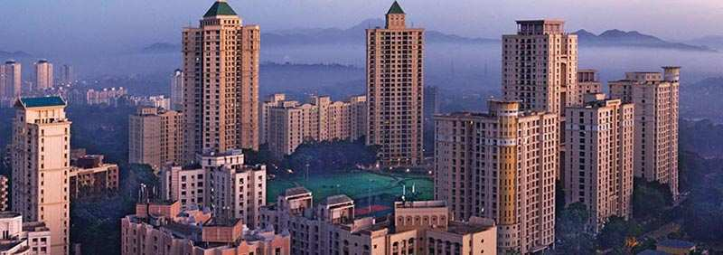 1 BHK Flats & Apartments for Sale in Thane - 386 Sq. Feet