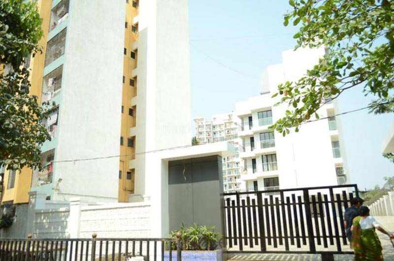 2 BHK Flats & Apartments for Sale in Thane - 552 Sq. Feet