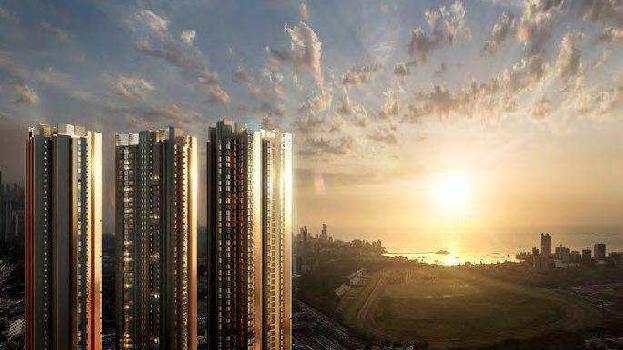 4 BHK 1850 Sq.ft. Residential Apartment for Sale in Mahalaxmi, Mumbai