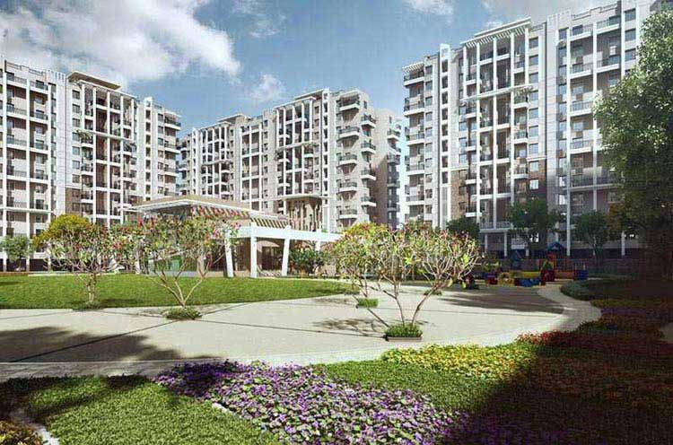 2 BHK Flats & Apartments for Rent in Wagholi, Pune - 940 Sq. Feet