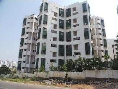 2 BHK Flats & Apartments for Sale in Kharadi, Pune - 1045 Sq. Feet
