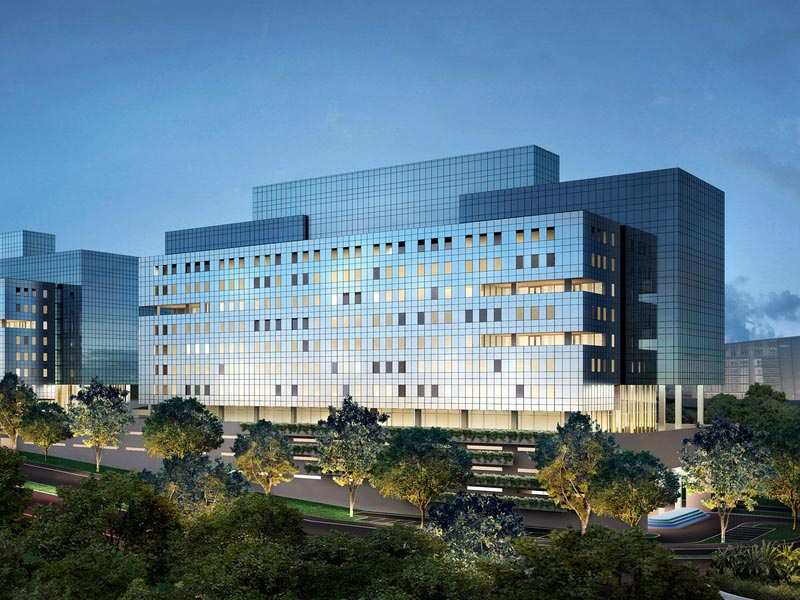 1980 Sq. Feet Office Space for Sale in Kharadi, Pune - 1980 Sq. Feet