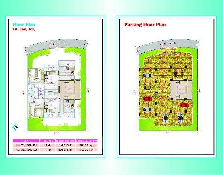 1 BHK 750 Sq.ft. Residential Apartment for Sale in Jule, Solapur