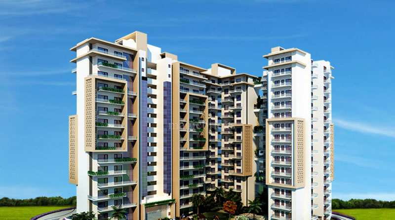 3 Bhk Flats & Apartments for Sale in Sector 100, Noida - 1868 Sq.ft.