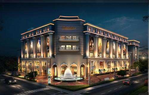 Showrooms for Sale in Sector 128, Noida - 600 Sq. Feet