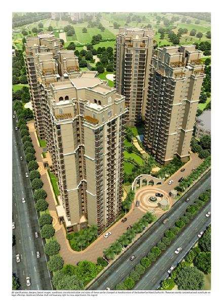 3 BHK Flats & Apartments for Sale in Sector 150, Noida - 11.3 Acre