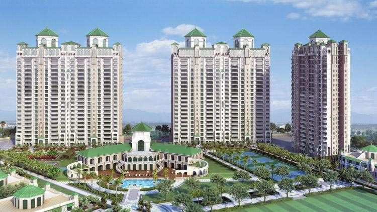 4 BHK Flats & Apartments for Sale in Sector 150, Noida - 3200 Sq. Feet