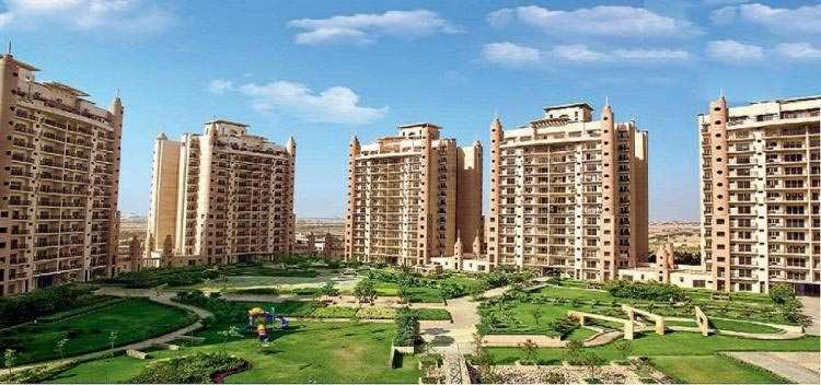 3 BHK Flats & Apartments for Sale in Sector 150, Noida - 2300 Sq. Feet
