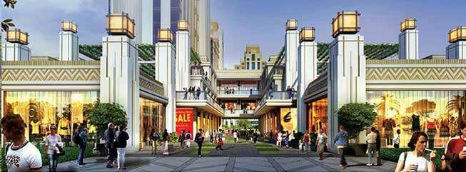 565 Sq. Feet Commercial Shops for Sale in Noida - 565 Sq. Feet