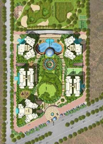 2 BHK Flats & Apartments for Sale in Noida Expressway, Noida - 6 Acre