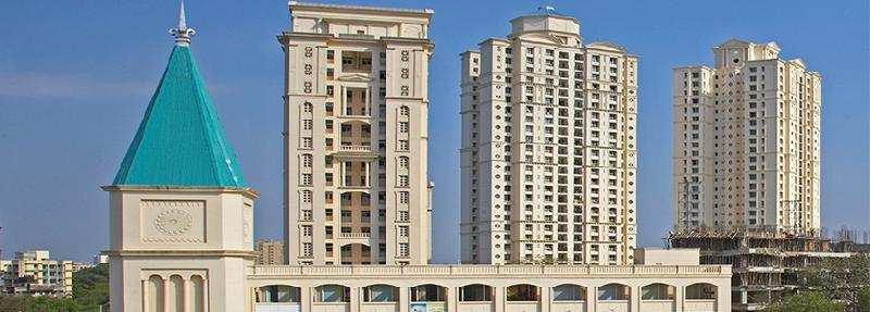 2 BHK Flats & Apartments for Sale in Hiranandani Meadows, Thane - 1000 Sq.ft.