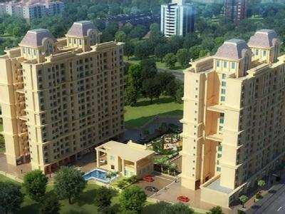 1 BHK Flats & Apartments for Sale in Thane West, Thane - 700 Sq. Feet