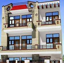 3 BHK 112 Sq. Meter Builder Floor for Rent in Shakti Khand, Indirapuram, Ghaziabad
