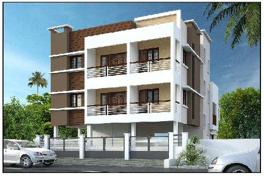 3 BHK 1035 Sq.ft. Residential Apartment for Sale in Rajakilpakkam, Chennai