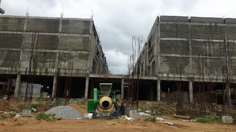 1 BHK Flats & Apartments for Sale in Phulnakhara, Bhubaneswar - 674 Sq. Feet