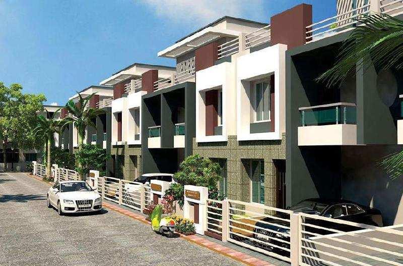 Bungalows / Villas for Sale in Vesu, Surat - 248 Sq. Yards