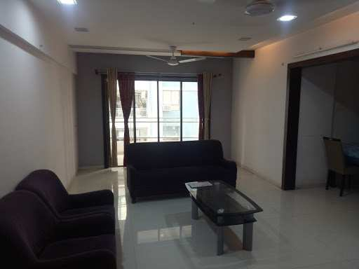 3 BHK 2260 Sq.ft. Residential Apartment for Sale in Vesu, Surat
