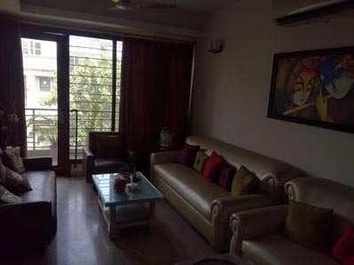 3 BHK Builder Floor for Rent in C R Park, Delhi - 160 Sq. Yards