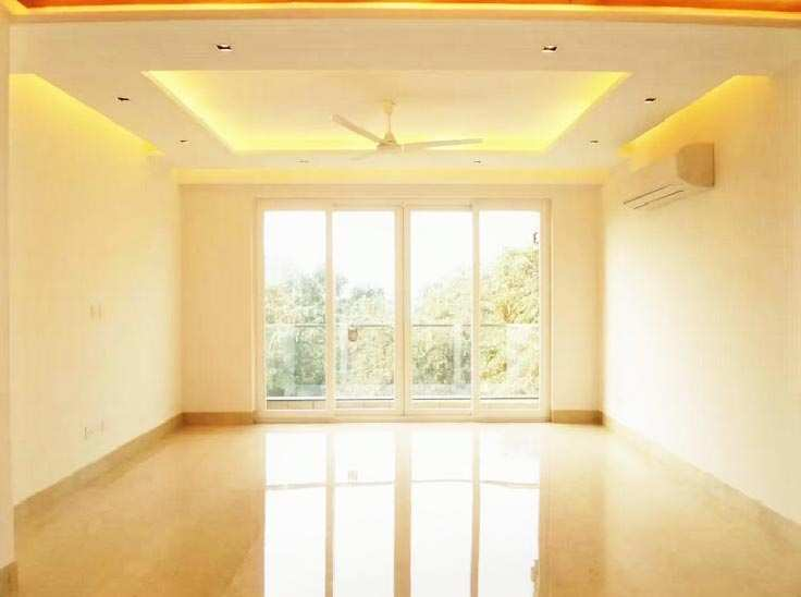 3 BHK Builder Floor for Rent in Greater Kailash, Delhi - 217 Sq. Yards