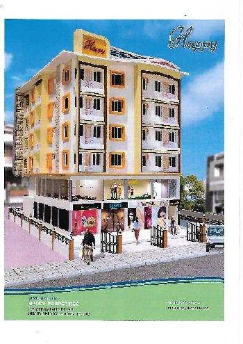 2 BHK 941 Sq.ft. Residential Apartment for Sale in Howrah G. T. Road