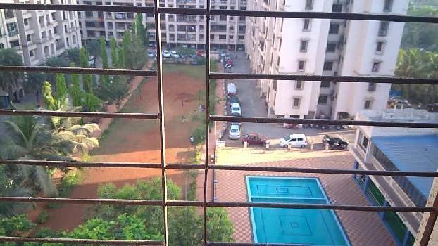 1 BHK 640 Sq.ft. Residential Apartment for Sale in Ashok Nagar, Balkum, Thane