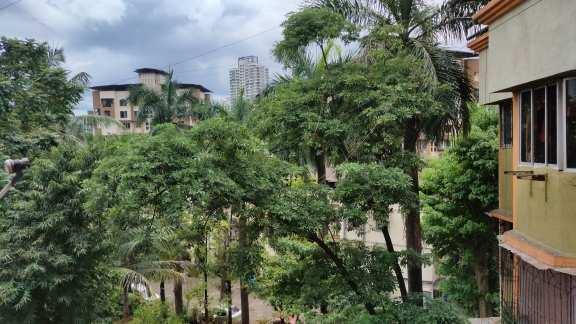 1 BHK 450 Sq.ft. Residential Apartment for Sale in Khopat, Thane