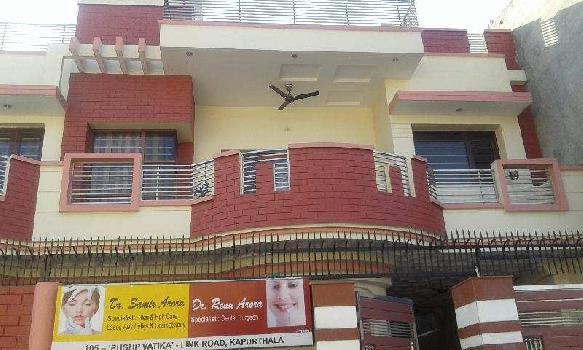 5 BHK 137 Sq. Yards House & Villa for Sale in Link Road, Kapurthala