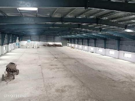 8500 Sq.ft. Warehouse for Rent in Sarigam, Vapi