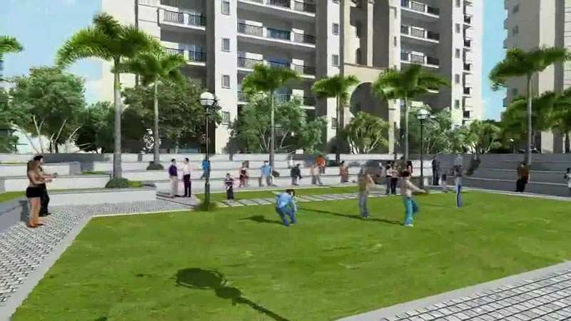 3 BHK Flats & Apartments for Sale in Sector 78, Noida - 2194 Sq. Feet
